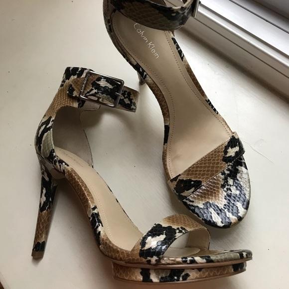 ca6485cc27 Calvin Klein Shoes   Womens Platform Sandal   Poshmark